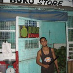 Fresh Buko Vendor