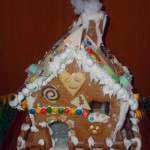 Gingerbread House from Mandarin Oriental Hotel