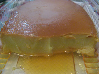 how to cook leche flan with egg white