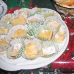 Lemon-Coconut Squares
