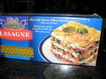 lasagna box