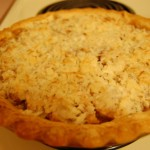 Apple Cobblestone Pie