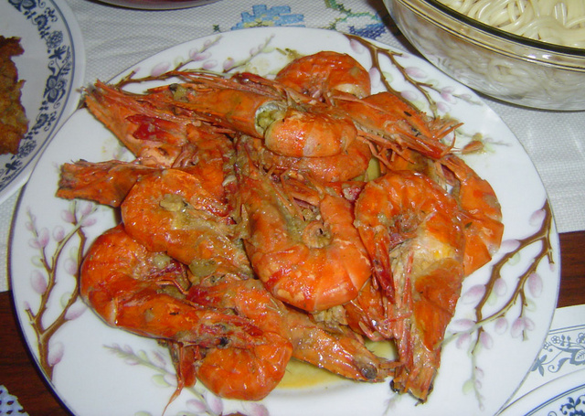 Guinataang Hipon: Shrimps in Coconut Milk | Pinoy Recipes | Free ...