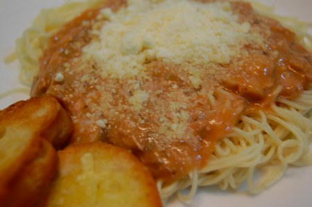 Tuna Spaghetti Pinoy Food Recipes
