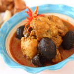 Ayam Buah Keluak (Chicken Stewed with Black Nuts)