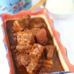 Babi Pongteh (Braised Pork with Salted Bean Paste)