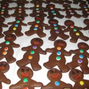The Gingerbread Man Cookie Recipe