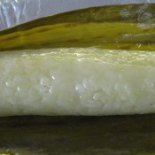 Suman Luya (Suman Flavored with Ginger)