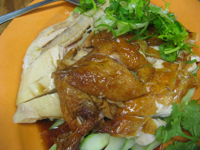 Singapore food festival archives pinoy food recipes hainanese chicken rice singapore variation forumfinder Gallery