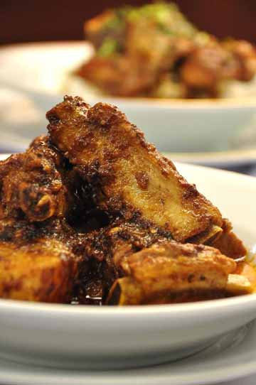 pork spareribs with paprika tomato sauce1