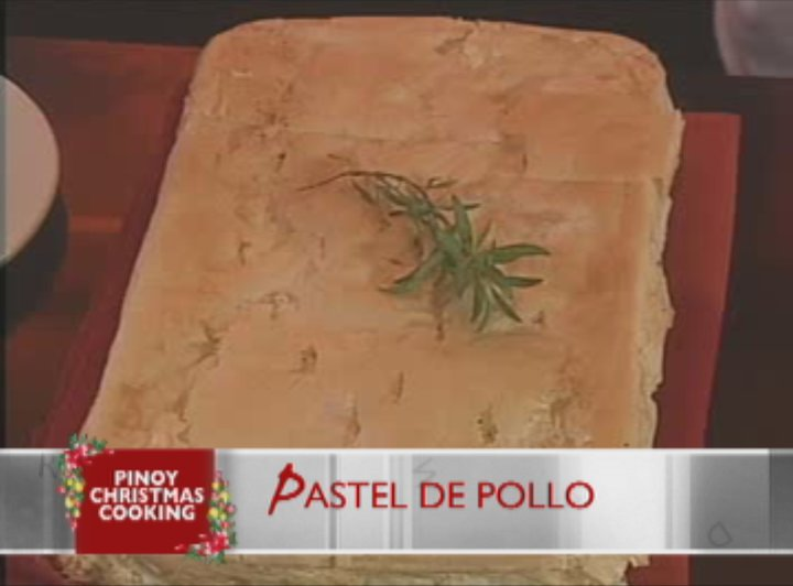 Pinoy Christmas Cooking by Chef Myrna Segismundo