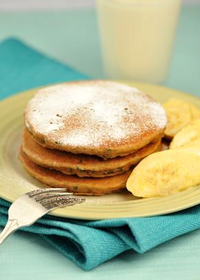 Whole Wheat Malungay Pancake