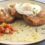Father's Day Special: Eggs Benedict Style with Smoked Salmon