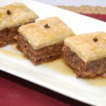 Greek recipe: Baklava