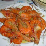 Guinataang Hipon: Shrimps in Coconut Milk
