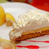 Baking for the holidays: Lemon Pie