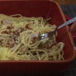 Quick & easy recipe: Creamy Carbonara in an Instant