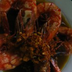 Spicy Shrimp Gambas (Shrimps in Garlic)