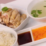 Hainanese Chicken Rice (Malaysian variation)