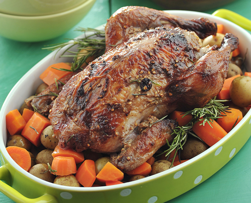 Roast Guava Chicken Pinoy Food Recipes