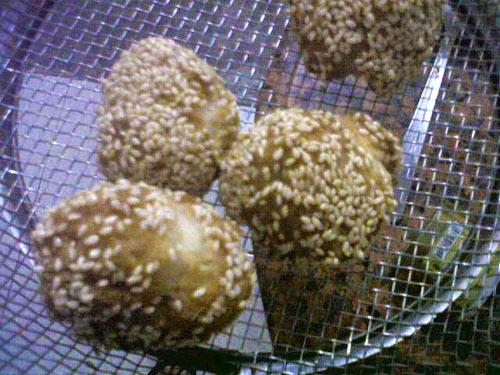 Cebu Binangkal (Sesame Balls)