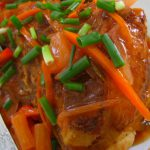 Lapu-Lapu (Grouper) Escabeche (Sweet and Sour Sauce)