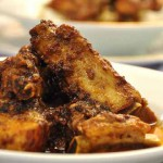 Pork Spareribs with Paprika Tomato Sauce