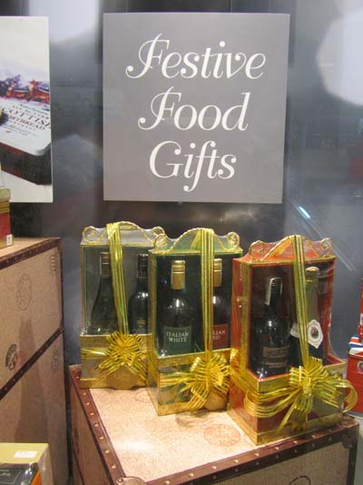 marks and spencer christmas food gifts