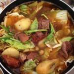 Noche Buena Dish: Beef Pochero aka Cocido