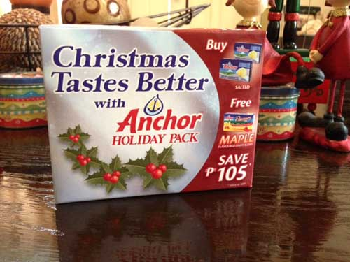 anchor maple butter pack