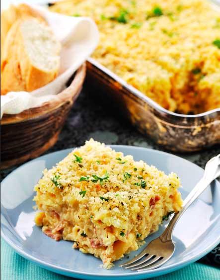 macaronic and cheese overload