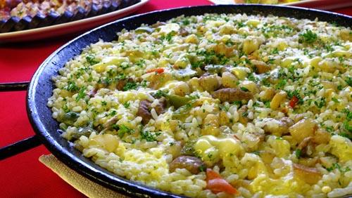 Paella de Cordero1