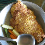 Crab Omelet or Tortang Alimasag