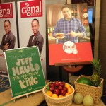 Cignal TV  brings Jeff Mauro, the Sandwich King 3rd Season via the Food Network Asia on June 22
