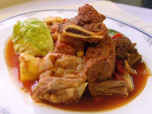 Heritage recipe mechado ni lola asiang pinoy food recipes beef pochero forumfinder Choice Image