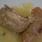 Chicken Adobo in Coconut Cream