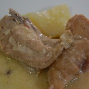 Tagalog Chicken and Pork Adobo