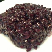 Tasty Biko from Heirloom Violet Sticky rice of the Mountain Province
