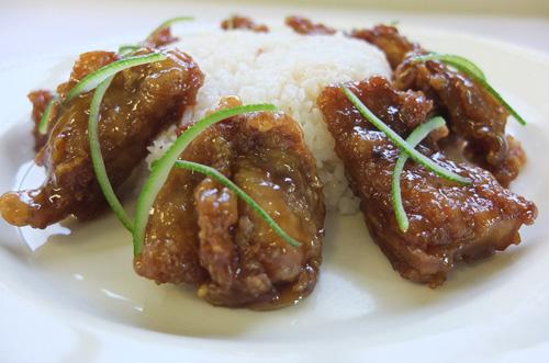 Lemon Chicken Pinoy Food Recipes