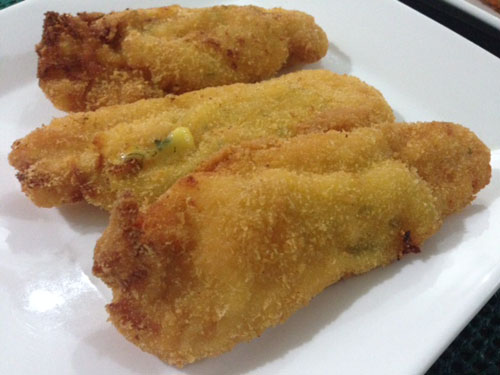 Easy to prepare Bounty Fresh Top Torikatsu