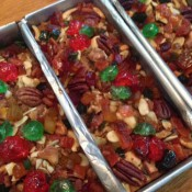 A taste of home: My Golden Fruitcake recipe