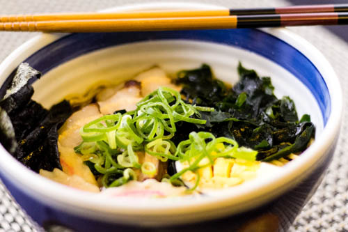 Cooking Ramen:  Miso Ramen, Shoyu Ramen, Hiyashi Chuka and Yakisoba