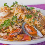 Shellfish Open Lasagne