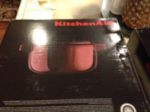 KitchenAid® Professional Cast Iron 4-Quart Casserole (maroon color)