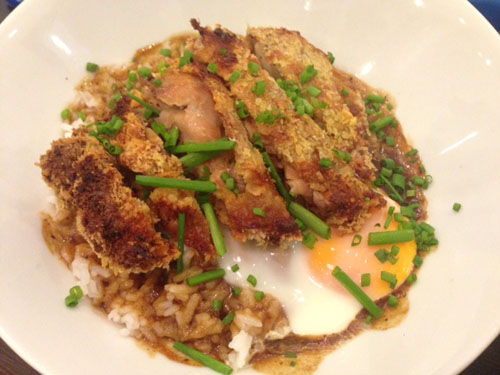 Chicken Katsudobo