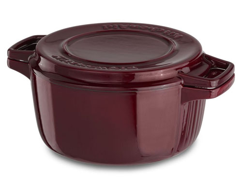 kitchen aid casserole cookware