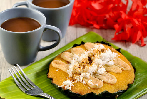 Bibingka de Pastillas