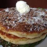 IHOP Christmas specials: Bibingka &  Dulce de leche Pancake, Malagos Hot Chocolate