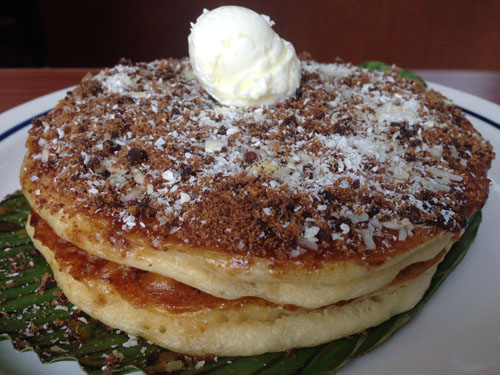 Bibingka Pancake