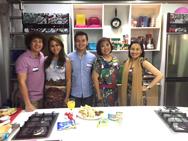 Merienda ideas from Mondelez Philippines' products